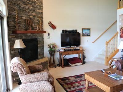 Photo for Entry Level, Luxury Condo Overlooking the Mountains