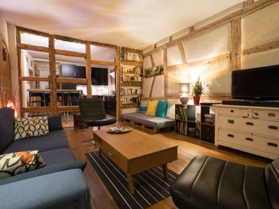 Photo for The cozy nest, furnished with tourism classified 3 stars