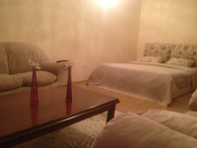Photo for Comfortable spacious apartment in Kiev.