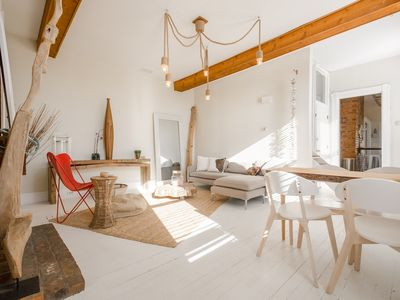 Photo for LARGE AMAZING BESPOKE HOME IN MT.  ADAMS! SOOO COOL!