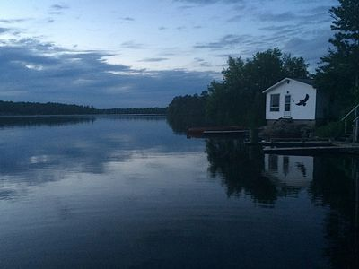 Photo for 2BR Cottage Vacation Rental in Lavigne, ON
