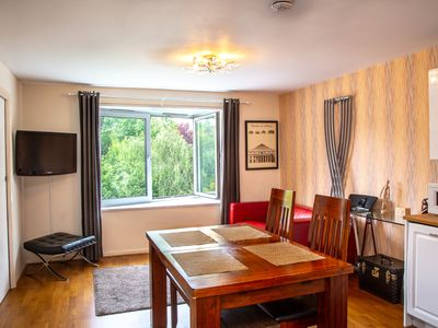 Photo for 1 Minute To Tube, Great 2 Bed Flat, Close To Shops & Buses, Wifi & All You Need!
