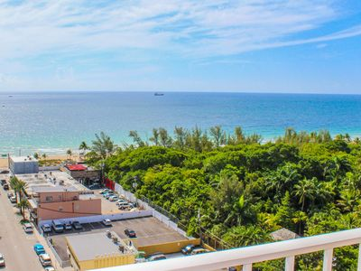 Photo for Excellent Ocean Front View - Central Fort Lauderdale Beach - Sleeps 8