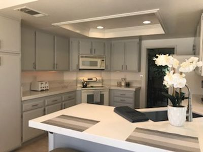 Just Finished Remodeled Kitchen with Modern Touches
