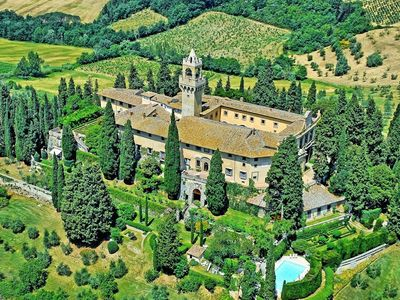 Photo for 1BR Apartment Vacation Rental in Montegufoni, Toscana