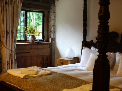 Photo for Beautiful Medieval Manor in the heart of the Devon Countryside