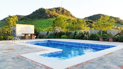 Photo for Holiday home White Villages of Cádiz. Private pool, Wifi. Pet friendly
