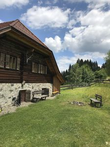 Photo for Almhütte Meierei Secluded location in Styria