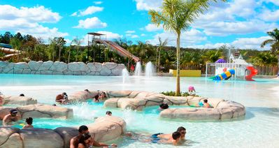 Photo for Luxury Hotel up to 8 people + Discount Lagoa Termas Park