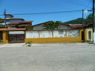 Photo for Praia Grande Ubatuba - beautiful house 5 bedrooms 3 suites 100 meters from the beach