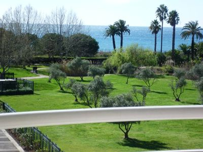 Photo for Juan Les Pins: Luxury Apartment,Charm,Comfort,relax with beautiful sea views