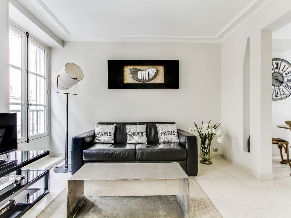 Property Image#4 Luxury Rennovated U0026 Comfortable Apartment St Germain/Odeon
