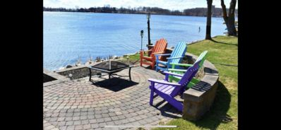 Photo for Stunning Lake Ida Home with Pontoon Included