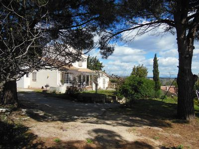 Photo for 3BR Villa Vacation Rental in Meynes, Occitanie