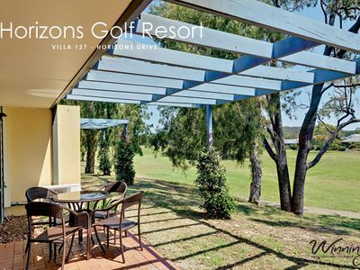 Photo for Horizons Golf Resort Accommodation 127