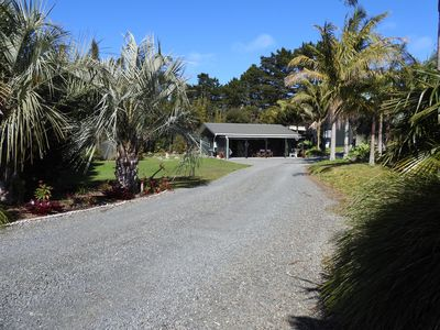Photo for 2BR Cottage Vacation Rental in Houhora, Pukenui