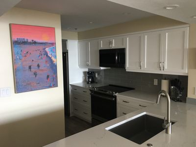 Photo for Beachfront Beauty - Remodeled (2019) Kitchen & Baths