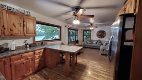Photo for 3BR Cabin Vacation Rental in New Auburn, Wisconsin