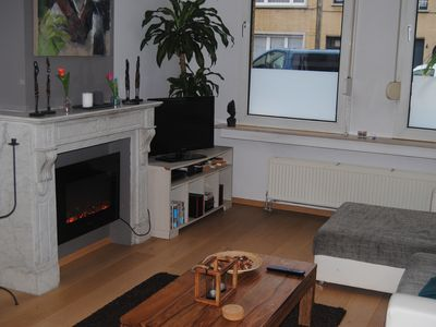 Photo for Appartement near highroad (10 min from centre)