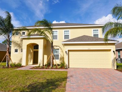 Photo for Beautiful 5 Bed Gated Pool Home At Watersong Resort