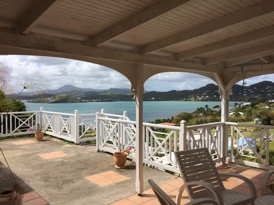 Photo for Traditional Creole house, panoramic view