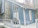 Upscale Mountain Chalet Nestled in the Woods close to Asheville/ in Waynesville