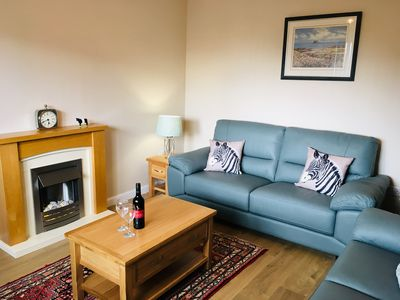 Photo for No.7 Coastal cottage, Sandhead