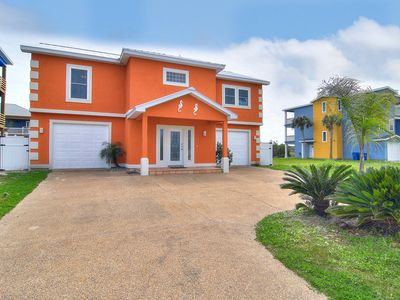 Photo for Spacious Home with Golf Cart!!! Beach and bay views from the widow's walk!!!