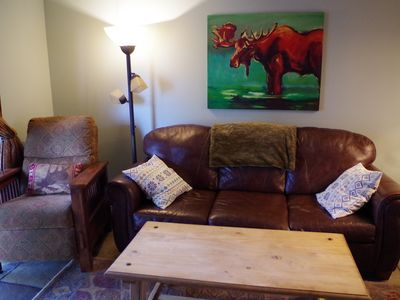 Photo for Comfy Condo in Great Location, Pool/Hot Tub, Right on Shuttle Route