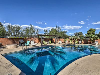 Photo for Tucson Condo w/Pool on Golf Course-3 Mi. to U of A