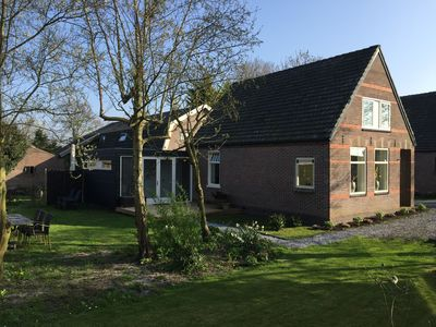 Photo for 100 year old house with 7 bikes on the Noordhollands canal
