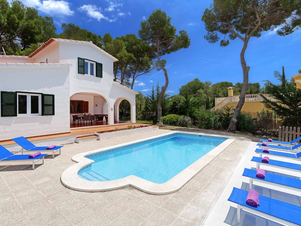 Villa bella charming villa with private pool wi fi a c close to beach