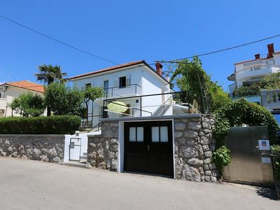 Photo for Holiday apartment with air conditioning, just 20 meters from the beach