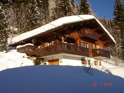Photo for Chalet - Les Gets