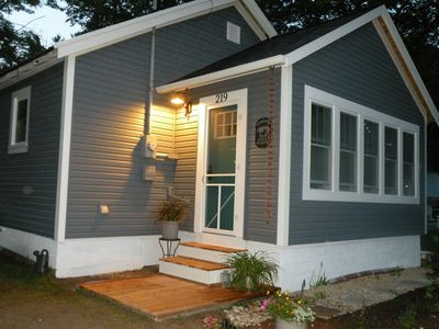 """""""Dutch Harbor""""-Mackinaw City Cottage- now available July 6-9!"""