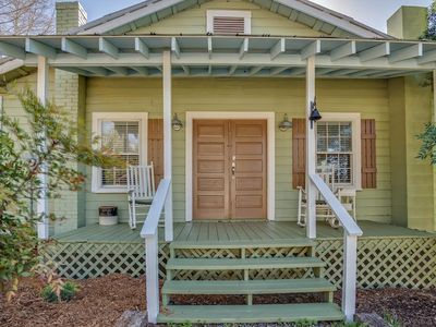 Photo for Dance Hall Cottage | 8 Minutes to TIEC | Cottage with a Storied History