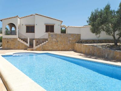 Photo for 3 bedroom accommodation in Denia