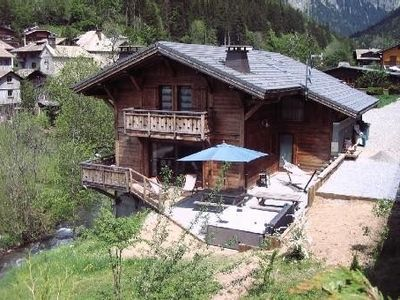 Photo for 5BR Chalet Vacation Rental in Morzine, Auvergne-Rhône-Alpes
