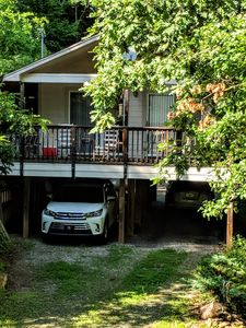 Photo for Cabin - River Nearby - Rates ($70/Night, $400/Weekly, $1000/Monthly)  WIFI