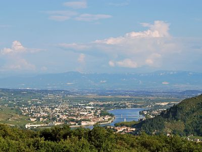 Photo for Ardèche - Stunning View