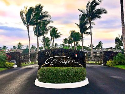 Photo for Golf Villa's at The Mauna Lani Resort with gorgeous views!  Look no further!