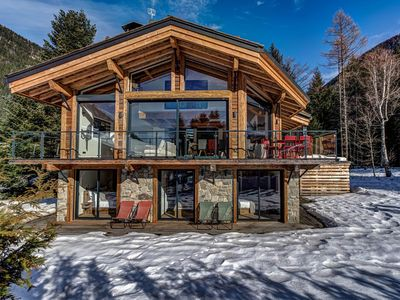 Photo for Red Fox Chalet 5*, luxury and comfort in Chamonix