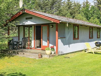 Photo for Peaceful Holiday Home in Jutland with Terrace