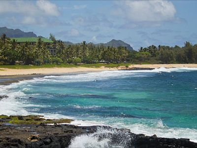Photo for Price Reduced forThanksgiving week 2019-Oceanfront Point at Poipu, Kauai