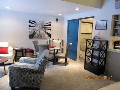 Photo for Remodeled Luxury Condo In Heart Of Mccall 3 Blocks From Lak
