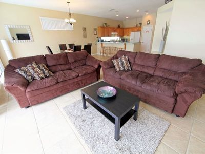 Photo for Vacation home Villa Lakeside in Kissimmee - 8 persons, 4 bedrooms