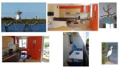 Photo for Appart in villa, small structure facing the sea, quiet 2 steps from the center.