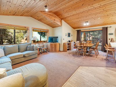 Photo for Quaint and cozy dog friendly cabin w/flat driveway and garage