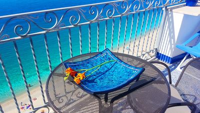 Photo for Pier Apartment in the Heart of Tropea with Unique Breathtaking Sea View in the World