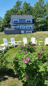 Photo for Enjoy A Relaxing Stay With Family Or Friends In This Cozy Oceanside Retreat.